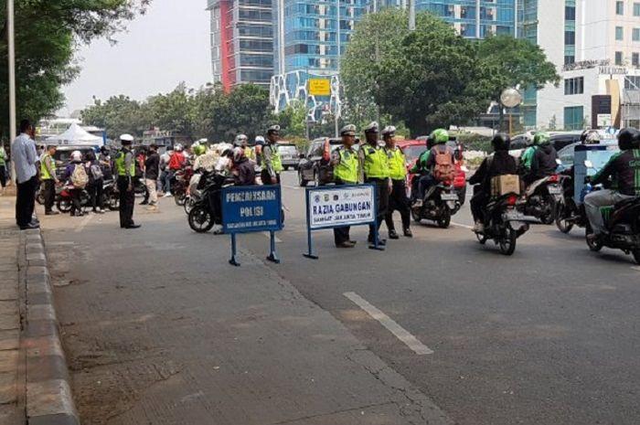 Razia gabungan Operasi Patuh Jaya 2021