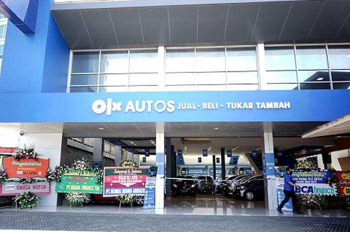 OLX Autos hadirkan Dua store baru di Jalan Buah Batu dan Jalan Sudirman, Bandung