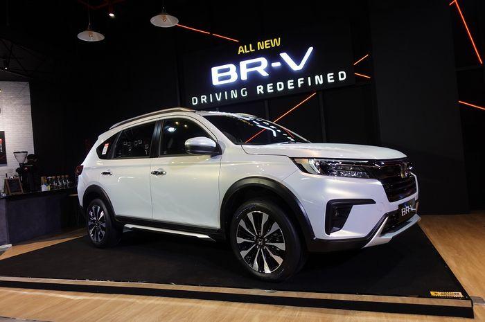 All New BR-V baru meluncur, Honda sudah siapkan mobil baru lain lagi, All New HR-V?