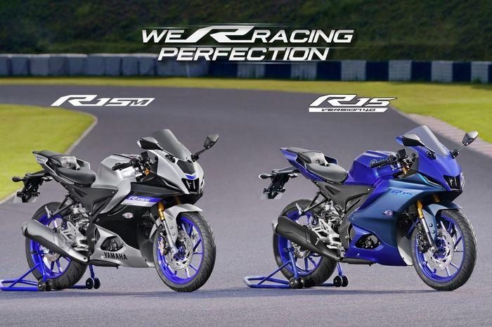 Yamaha R15 V4 dan R15M