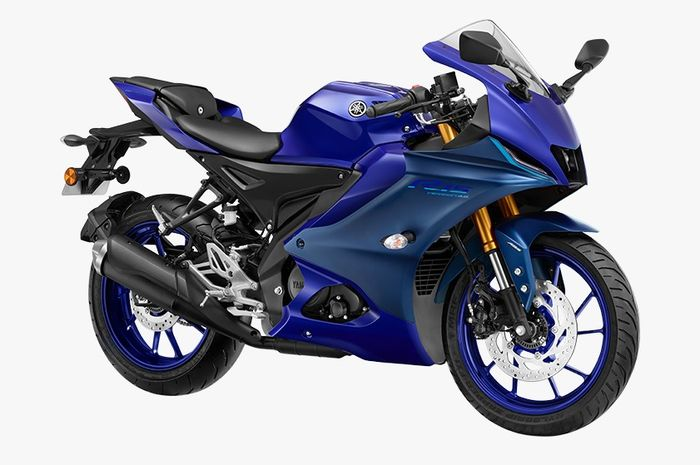 Yamaha R15 V4 Racing Blue