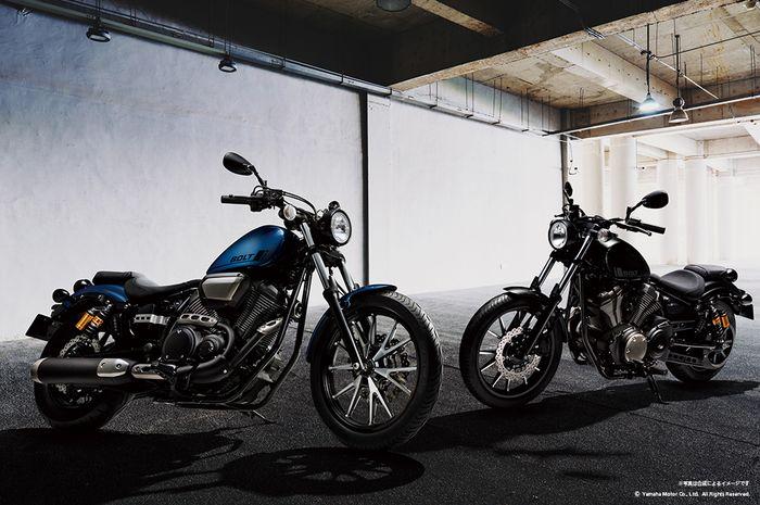 Hampir-Davidson bikinan Yamaha, namanya Yamaha Bolt R.