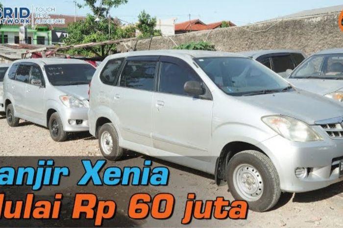 Daihatsu Xenia 1.0 Li eks PT