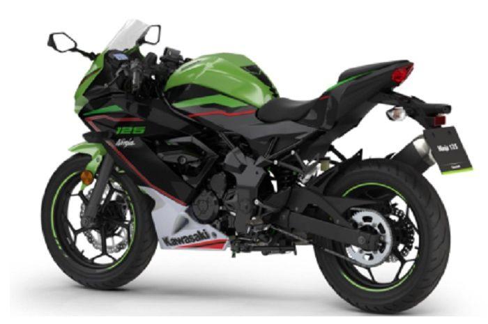Kawasaki Ninja 125 2022 dirilis di Eropa