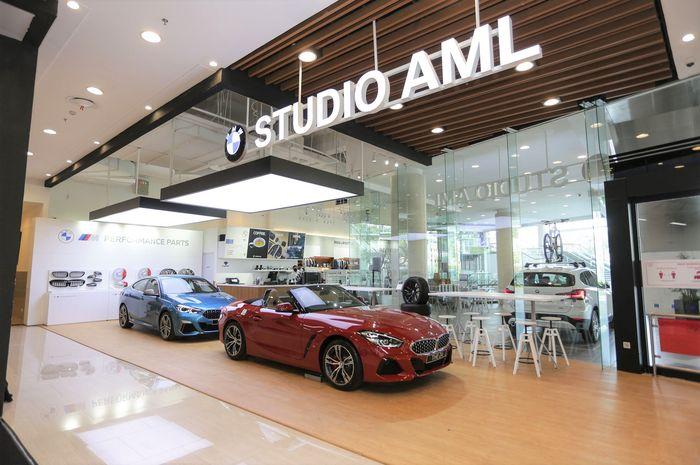 BMW Studio AML Di Aeon Mall, Sentul, Bogor