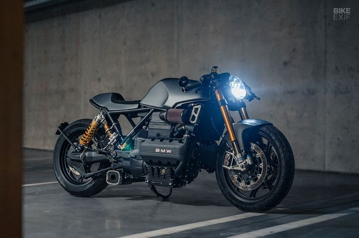 BMW K1100 RS cafe racer dari Two Wheels Empire