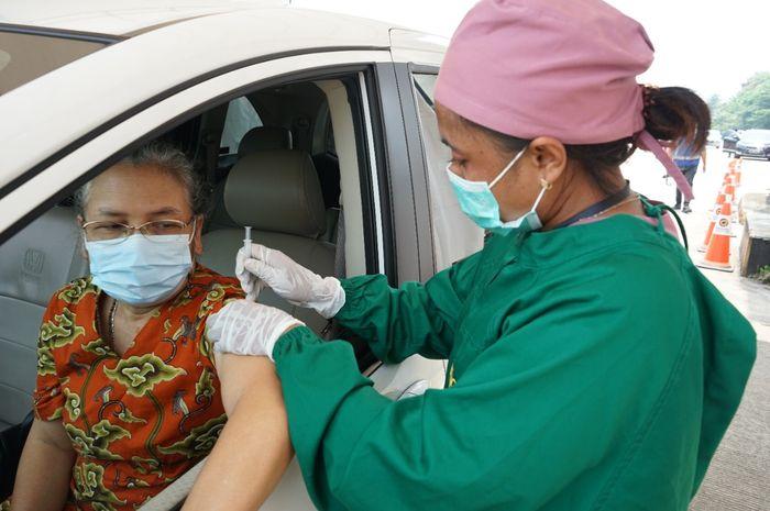 Vaksinasi semakin mudah