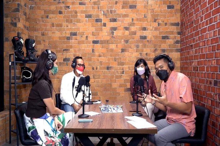 Podcast Indonesia Ayo Aman Berlalu Lintas (IAABL)