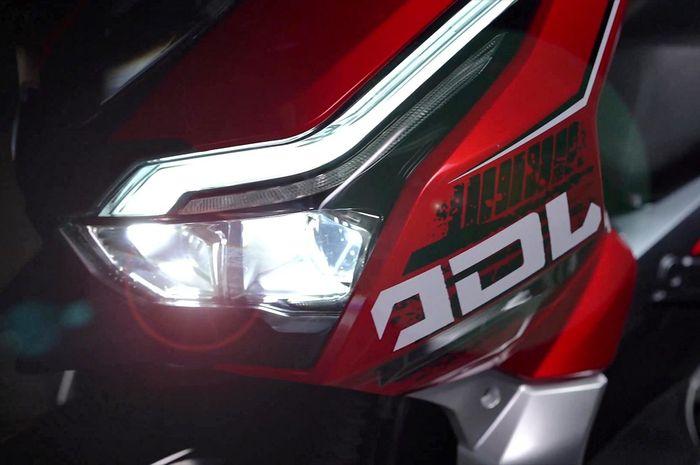 Motor baru mirip Honda ADV 150