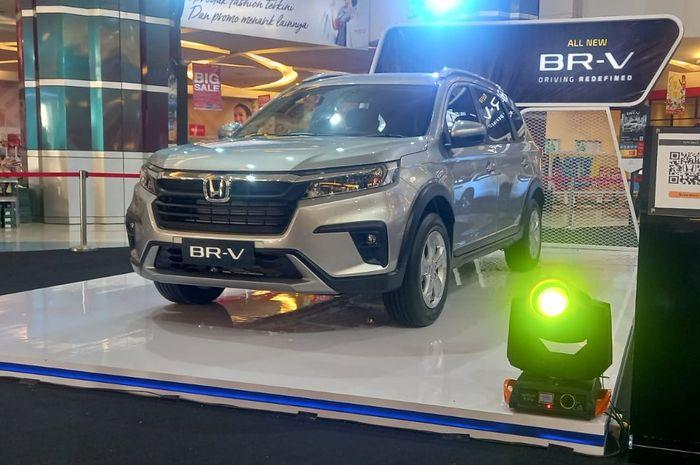 All New Honda BR-V tampil di Makassar