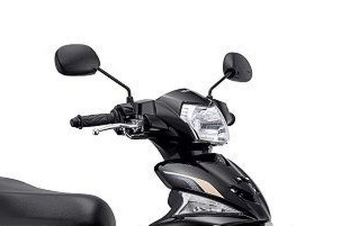 Cocok buat bikers dompet tipis, dalam sehari motor bebek ini hanya keluar uang Rp 5 ribuan