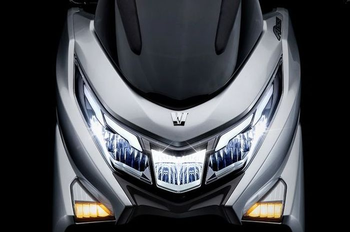 Big skutik baru Suzuki diam-diam sudah beredar, ini penampakan detainya