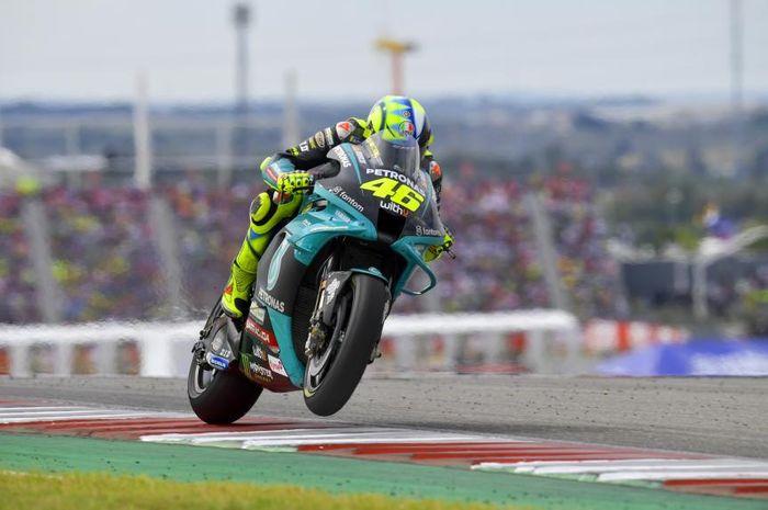 Valentino Rossi mengaku dirinya belum siap untuk pensiun.