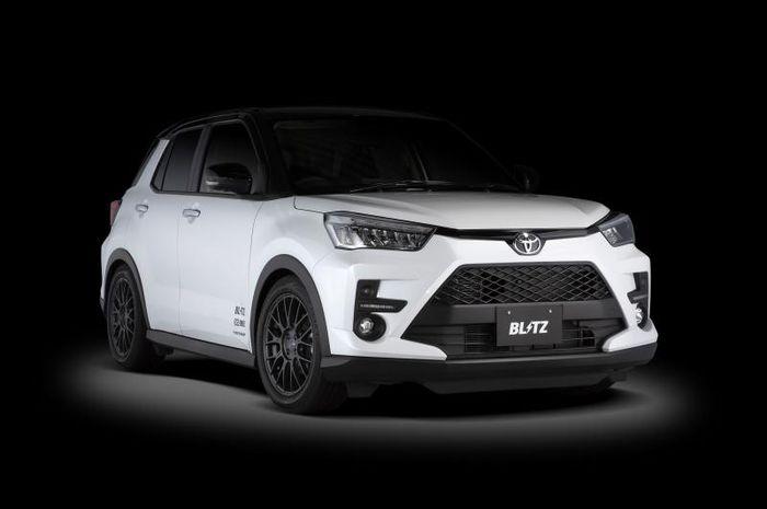 Resep Rahasia Daihatsu Rocky dan Toyota Raize Performa Meningkat