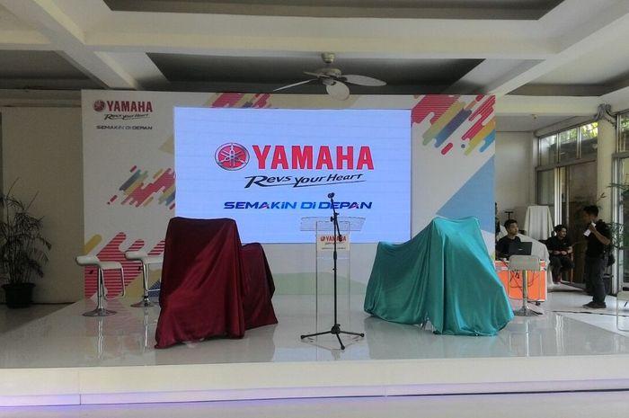 Peluncuran Yamaha Mio S