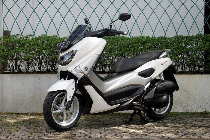 Mau Modifikasi Yamaha Nmax Jadi 2 Silinder Biayanya Rp 25 Juta Bro Gridoto Com