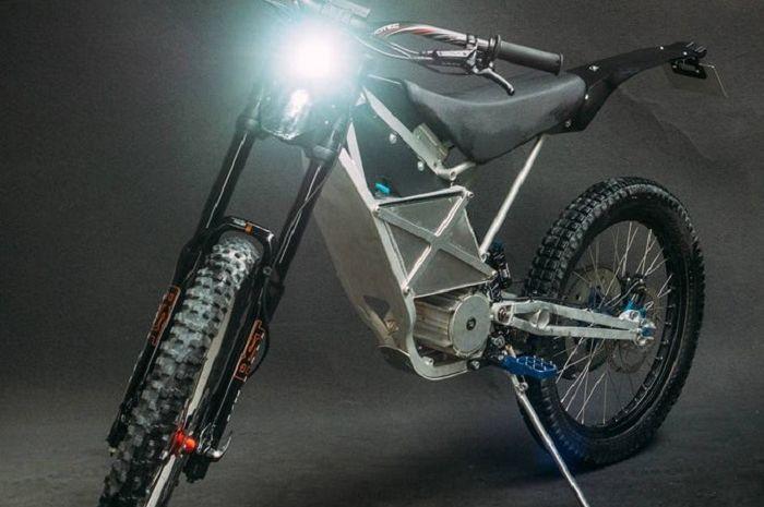Bikin Motor Listrik Dari Sepeda Gunung Downhill Gimana Rasanya Ya Gridoto Com