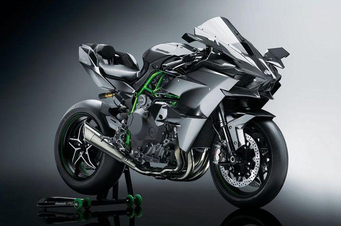Kawasaki Ninja H2r >> Kawasaki Ninja H2r Tidak Boleh Ikut World Superbike Apa