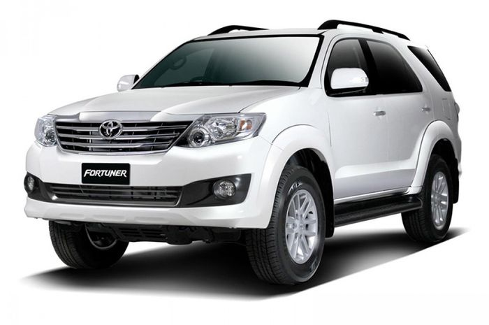 Ilustrasi Toyota Fortuner