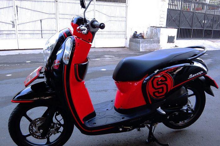 Harga Motor Honda Scoopy Bekas Tahun 2014 2018 Mulai Dari Rp 11