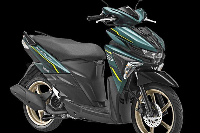 Modifikasi Mio Soul Gt Injeksi Modifikasi Motor Kawasaki Honda