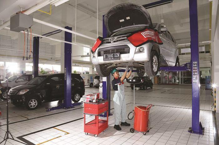 Bengkel Resmi Daihatsu
