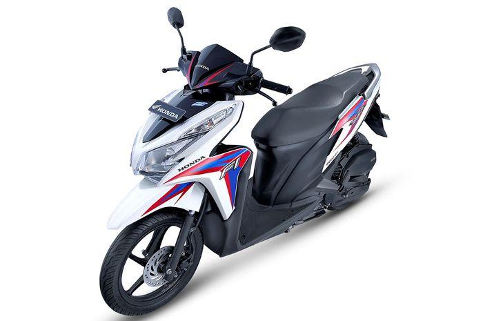 Bursa Motor: Sikat Sob, Honda Vario 125 Bekas Cuma Rp 9