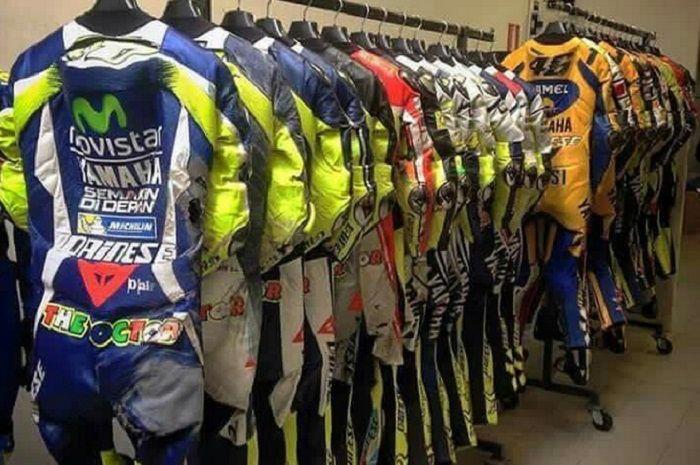 Wearpack pembalap MotoGP