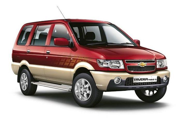 Bentuknya Isuzu Panther Tapi Logonya Chevrolet Ini