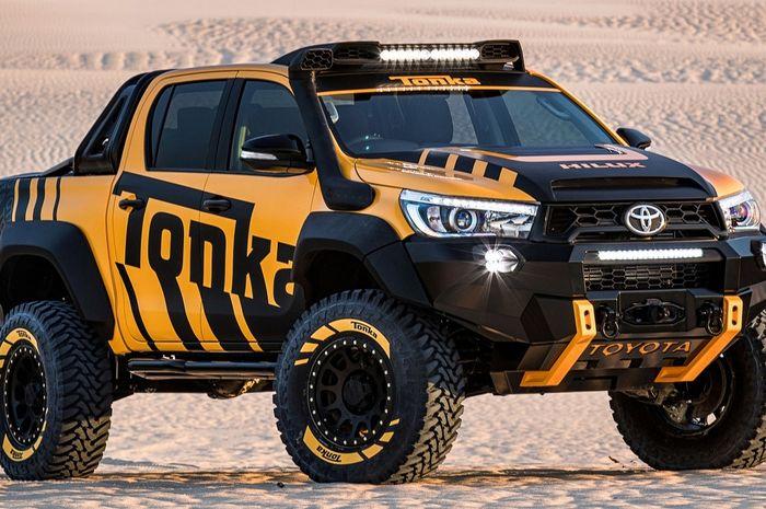 Toyota Hilux konsep modifikasi dari Tonka