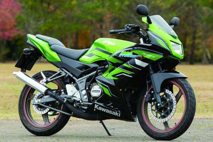 Tips Membeli Kawasaki Ninja 150 Rr Bekas Perhatikan Area Ini Gridoto Com