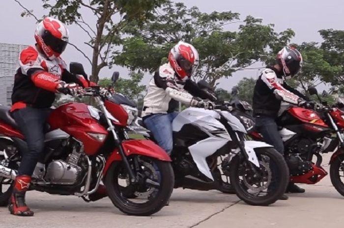 Punya Duit Cuma Rp 30 Juta Mau Motor Sport? Ini Pilihan Naked Bike 250 cc Seken - Motorplus