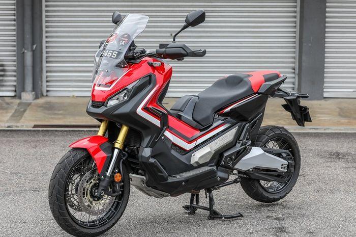 Mengintip Spesifikasi Honda  X ADV Kalau Dijual di