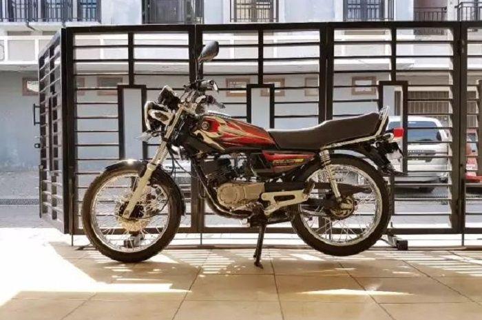 Belum Laku Yamaha Rx King Istimewa Ini Dijual Dengan Harga Masuk Akal Gridoto Com