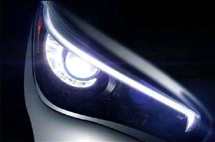 Jangan Kaget My Love Menggunakan Lampu Depan Mobil Ada