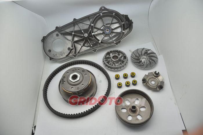 e334b6bd7d5bd6 Nih Detail Spesifikasi CVT All New PCX 150
