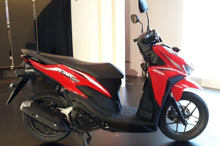 Skema Cicilan Honda Vario 125 Termurah Rp 800 Ribuan Per Bulan Gridoto Com