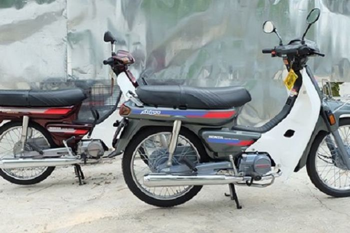 Honda Astrea Grand Tampil Kinclong Netizen Jadi Ngiler
