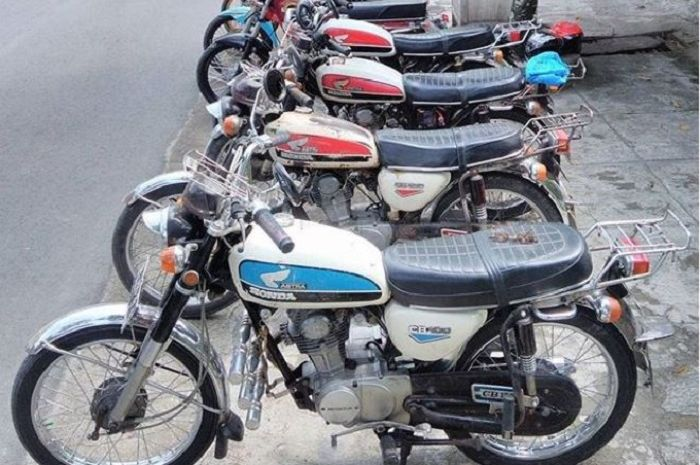 Dipastikan Ribuan Motor Klasik Bakal Serbu Jogja Di Bulan Juli Gridoto Com