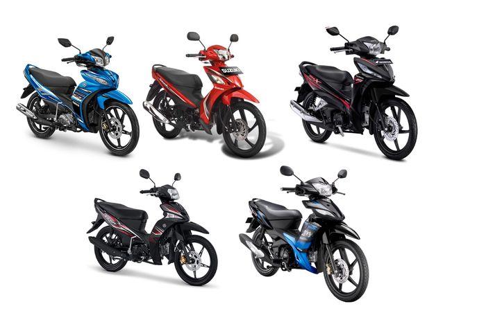 Update Harga Terbaru Motor Bebek Juni 2020, Paling Murah Rp 16 ...