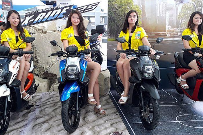 Yamaha Mio M3 Mio J Dan X Ride Seken Dibanderol Rp 6 10