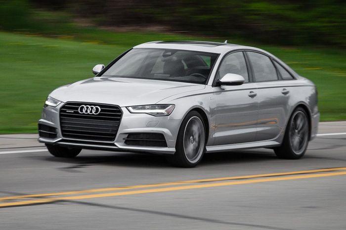Ilustrasi Audi A6 Bekas