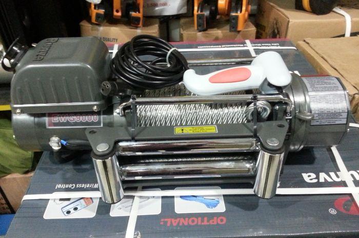 Winch Elektrik Runva EWG 9000