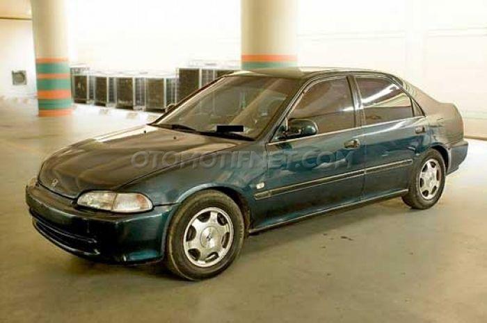 All About Honda Civic Genio Gampang Dioprek Dan Ubah