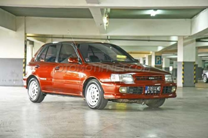 460 Modifikasi Mobil Sedan Toyota Starlet Terbaik
