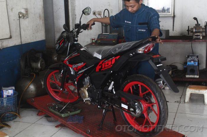 Problem Suzuki Satria F150