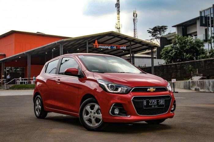 All New Chevrolet Spark First Drive Review Pengingat Betapa