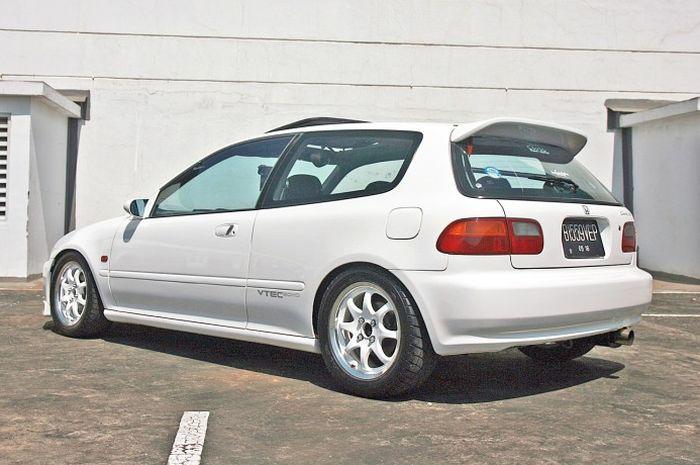 900 Koleksi Modifikasi Knalpot Mobil Grand Civic Gratis