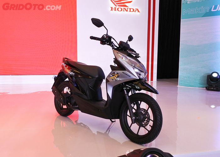 Meluncur Bersamaan Fitur Honda Beat Street Tak Selengkap Beat Sporty Gridoto Com