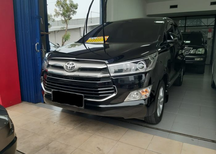 Ini Alasan Toyota Kijang Innova Reborn Tipe V Lebih Diburu Dari Tipe Q Gridoto Com